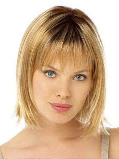 """Moderni Vaalea Lace Front Leukapituinen 10"""" Naisten Peruukit"""