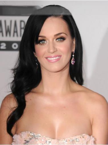 "Remy-Hiusta 20"" Pitkät Laineikas Lace Front Kampaukset Katy Perry Peruukit"