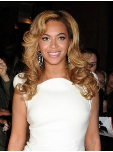 """Konetyötä Suosittu 16"""" Laineikas Kerrostettu Synteettistä Beyonce Peruukit"""