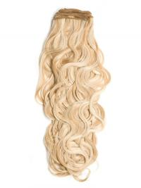 Kiharat Vaalea Suosittu Remy-Hiusta Teippipidennykset