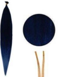 Musta Remy-Hiusta Suora Erinomainen Mikrorengaspidennykset