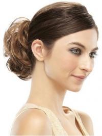 Remy-Hiusta Ruskea Kaunis Hiusdonitsi Nuttura
