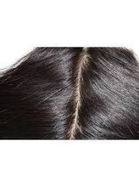 Musta Remy-Hiusta Suora Pitkät Erinomainen Lace Closures